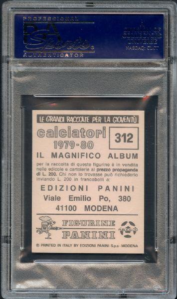 Lot Detail 1979 Panini 312 Diego Maradona Psa 8 Nm Mt