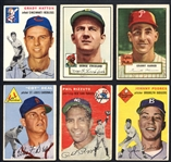 1952-54 Topps Group of (86)