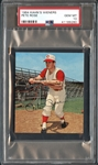 1964 Kahns Wieners Pete Rose PSA 10 GEM MINT
