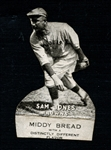 1927 Middy Bread Sam Jones Recent Discovery Previously Uncatalogued