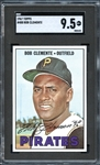 1967 Topps #400 Roberto Clemente SGC 9.5 MINT+