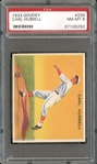 1933 Goudey #230 Carl Hubbell PSA 8 NM/MT