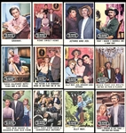 1963 Topps Beverly Hillbillies Complete Set Plus (1) Extra