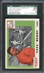 1955 Topps All-American #100 Fats Henry SGC 88 NM/MT 8