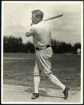 1920s Babe Ruth Type PSA/DNA I Original Thorne Studio Photograph