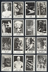 1966 Topps Monster Laffs Group of (46) All Different
