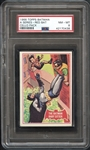 1966 Topps Batman A-Series Red Bat Cello Pack PSA 8 NM/MT
