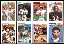 1987 Topps Football Complete Set