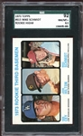1973 Topps #615 Mike Schmidt SGC 92 NM/MT+ 8.5