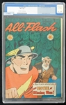 All-Flash Comics #18 (D.C. Comics 1945) CGC 8.5 VF+ Off-White to White Pages