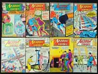 1961-1985 Action Comics (Superman) Group of (144)