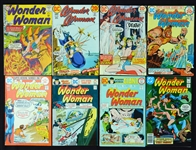 1964-1979 Wonder Woman Comic Book Group of (34)