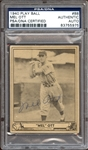1940 Play Ball #88 Mel Ott Autographed PSA/DNA AUTHENTIC