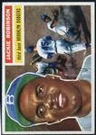 1956 Topps #30 Jackie Robinson