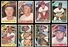 1966 Topps Baseball Partial Set (446/596)
