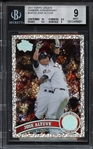 2011 Topps Update Diamond Anniversary #US132 Jose Altuve BGS 9 MINT