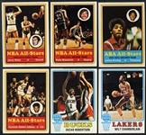 1973-74 Topps Basketball Complete Set