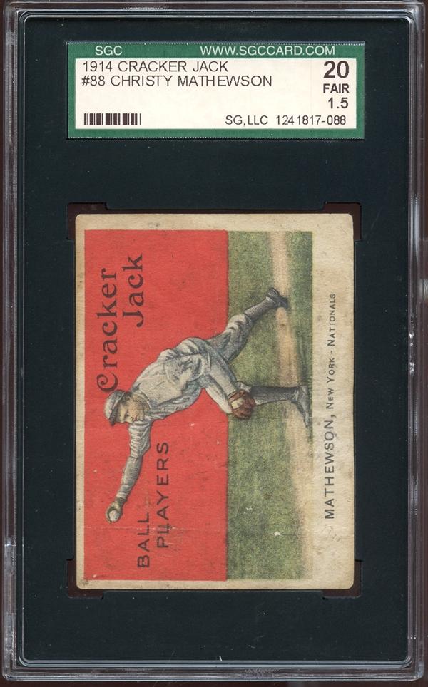 mantle, vintage sports cards