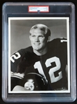 1970 Terry Bradshaw Type I Original Photograph from Rookie Card Photoshoot PSA/DNA