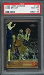 1996 Topps Chrome #138 Kobe Bryant PSA 10 GEM MINT