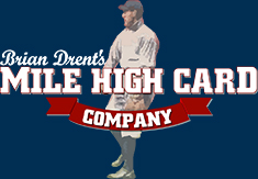Mile High Card Co - buyer and seller of vintage sports cards, memorabilia and jerseys.